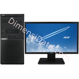 Jual Desktop PC ACER EXTENSA M2711 (G4400) LCD 19.5  Inch