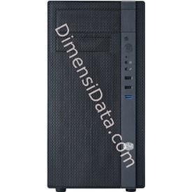 Jual Case Desktop Cooler Master N200