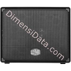 Picture of Case Desktop Cooler Master Elite 110 Advanced Version
