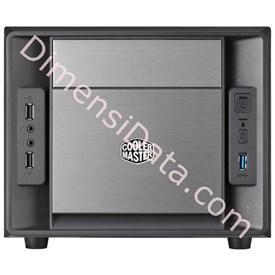 Jual Case Desktop Cooler Master Elite 120 Advanced Version-Black