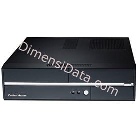 Jual Case Desktop Cooler Master Mini 210 w/ PSU 300 Watt