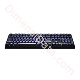 Jual Gaming Keyboard COOLER MASTER Quick Fire XTi (Blue/Brown Switch)