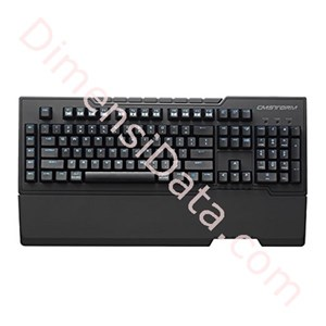 Picture of Gaming Keyboard COOLER MASTER Trigger-Z (Brown/Blue Switch)