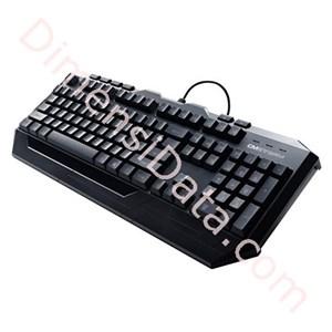 Picture of Gaming Keyboard COOLER MASTER Devastator (Blue/Red)