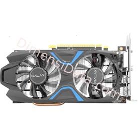 Jual VGA GALAX nVidia Geforce GTX 1050 Ti EXOC 4GB DDR5-Dual fan