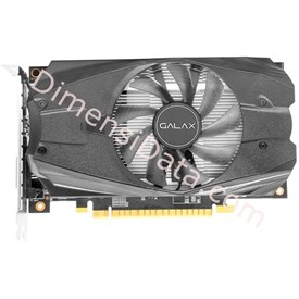 Jual VGA GALAX nVidia Geforce GTX 1050 Ti OC 4GB DDR5 Single Fan