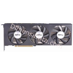 Picture of VGA XFX R9 FURY 4GB Triple Fan