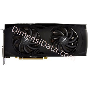 Picture of VGA XFX Radeon RX 480 8GB DDR5 Black Edition