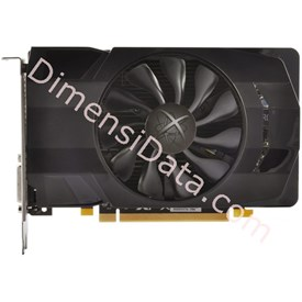 Jual VGA XFX Radeon RX 460 2GB DDR5-Single Fan