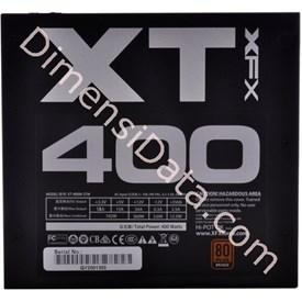 Jual Power Supply XFX XT Series 400W (P1-400B-XTFR)