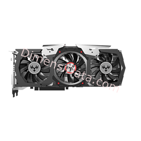 Jual Graphics Card COLORFUL iGame GTX 1080 X-TOP-8G