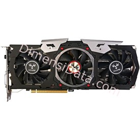 Jual Graphics Card COLORFUL iGame GTX 1070 X-TOP-8G