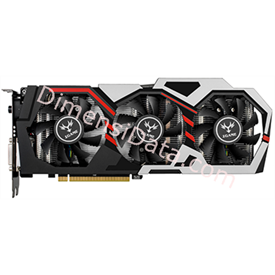 Jual Graphics Card COLORFUL iGame GTX 1060 U-TOP-6G
