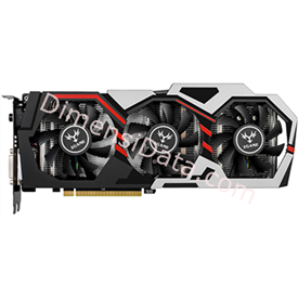 Jual Graphics Card COLORFUL iGame GTX 1060 U-TOP-3G