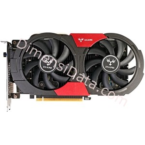 Picture of Graphics Card COLORFUL iGame GTX 1050Ti U-4G