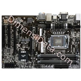 Jual Motherboard COLORFUL Battle AXE C.Z97 X3 V20