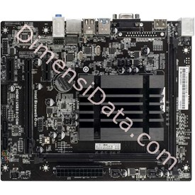 Jual Motherboard COLORFUL C.N3150M-K plus V21