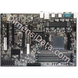 Jual Motherboard COLORFUL Battle AXE C.A970X X5 V14