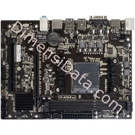 Jual Motherboard COLORFUL C.A68M-P Plus V16