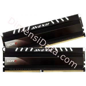 Picture of Memory Avexir DDR3 Core White PC12800 16GB (2x8GB) Dual Channel - AVD3U16001108G-2CIW