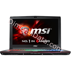 Picture of Notebook MSI GE62VR 7RF CAMO SQUAD LIMITED EDITION