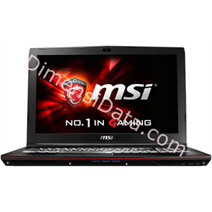 Picture of Notebook MSI GP62 7RD LEOPARD