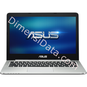 Picture of Notebook ASUS K401UQ-FA120D DOS