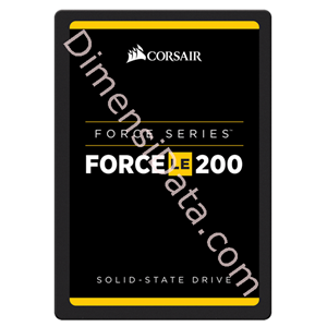 Picture of Memori CORSAIR FORCE SERIES LE200 240GB (CSSD-F240GBLE200)