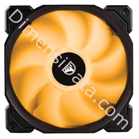 Jual Fan Corsair SP120 RGB (CO-9050059-WW)