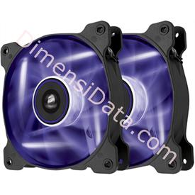 Jual Fan Corsair SP120 PURPLE LED (CO-9050033-PLED) Dual Pack