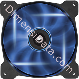 Jual Fan Corsair SP140 BLUE LED (CO-9050026-WW)