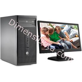 Jual Desktop PC HP PRO 280 G1 MT (1AL99PA)