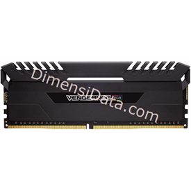 Jual Memory Desktop CORSAIR Vengeance RGB DDR4 CMR16GX4M2C3000C15 (2X8GB)