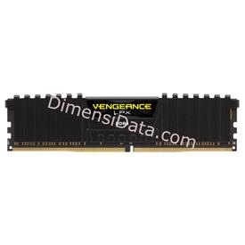 Jual Memory Desktop CORSAIR CMK16GX4M1A2666C16 (1x16GB)