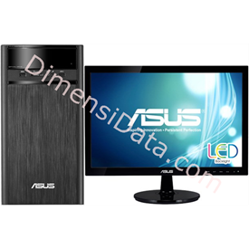 Jual Desktop PC ASUS K31AM-J-ID005D