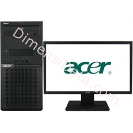 Jual Desktop PC ACER EXTENSA M2711 (G4400) LCD 15  Inch