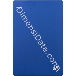 Picture of Hard Drive External SEAGATE BACKUP PLUS SLIM 2.5  Inch 1TB (STDR1000302) BLUE +Pouch