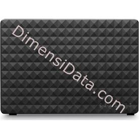 Jual Hard Drive External SEAGATE EXPANSION DESKTOP 3.5  Inch 3TB (STEB3000300)