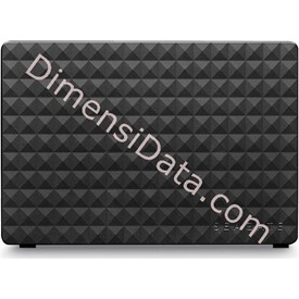 Jual Hard Drive External SEAGATE EXPANSION DESKTOP 3.5  Inch 4TB (STEB4000300)