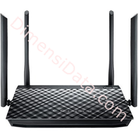 Jual Wireless-N Router ASUS RT-AC1200G+ 900Mbps