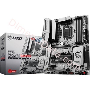 Picture of Motherboard MSI Z270 XPOWER GAMING TITANIUM