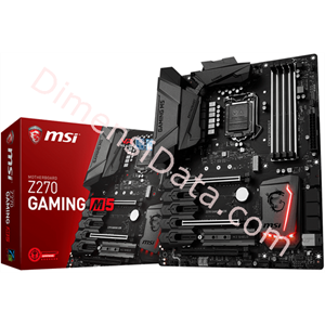 Picture of Motherboard MSI Z270 GAMING M5
