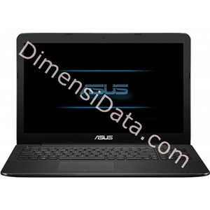 Picture of Notebook ASUS X555BP-BX901D