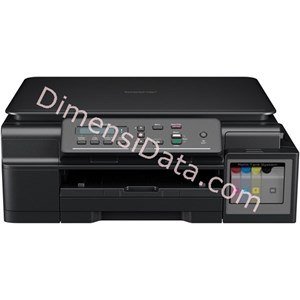 Picture of PRINTER BROTHER INKJET MULTI-FUNCTION DCP-T500W
