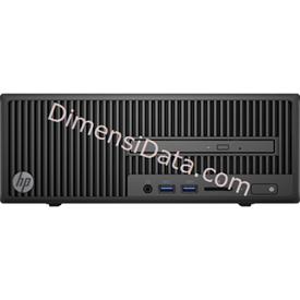 Jual Desktop PC HP PRO 280 G2 SFF Dual Core (Z1Z56PA)
