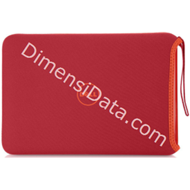 Jual DELL Sleeve Case (3DD2H) RED