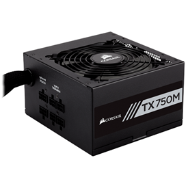 Jual Power Supply CORSAIR TX750M (CP-9020131-EU)