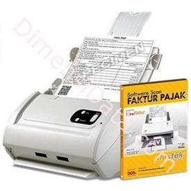 Jual Scanner PLUSTEK SmartOffice PS283 + Software FP