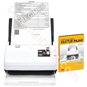 Picture of Scanner PLUSTEK SmartOffice PS30D + Software FP