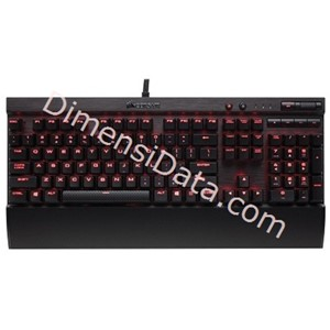 Picture of Corsair Gaming K70 RAPIDFIRE (CH-9101024-NA)